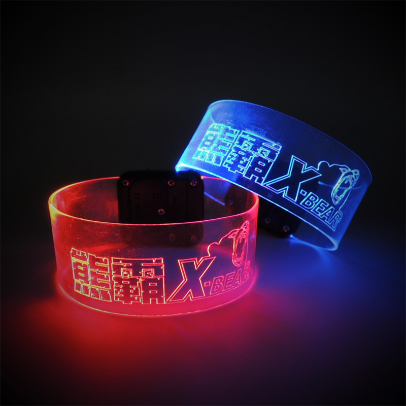 Magnetic Laser Band