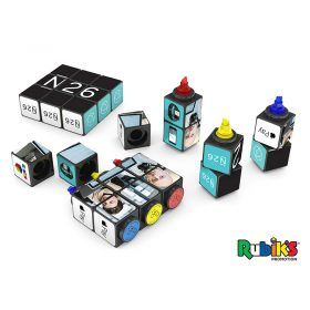 Rubik's Higlighter Set