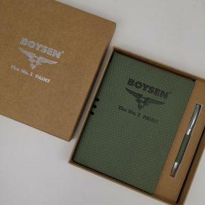 Gift Set (A5 Notebook, Pen)